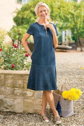 Women Windward Tencel® Dress