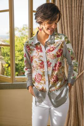 Rosemary Floral Shirt