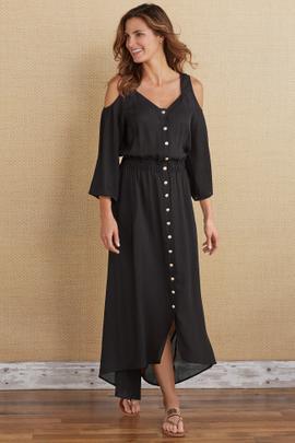Brigette Tencel® Dress
