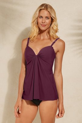 Miraclesuit So Riche Marina Tankini