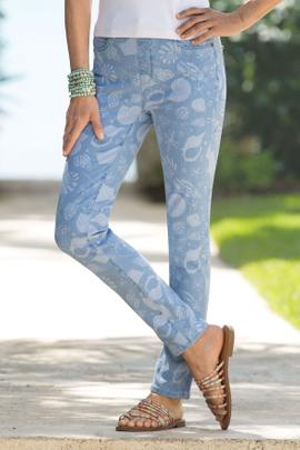 Captiva Pull On Leggings
