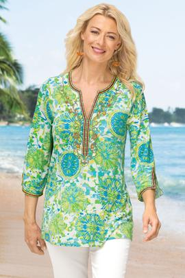 Colorburst Tunic