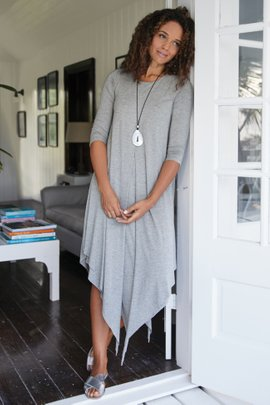 Alexandra 3/4 Sleeve Dress