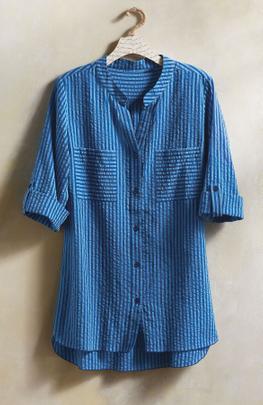 Chelsea Striped Bigshirt