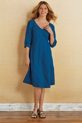 Linen Beachy Dress
