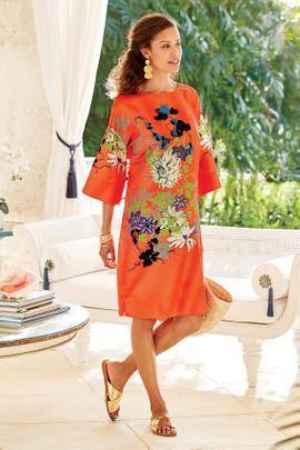 Polynesian Dress