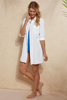 UPF 50+ Tunic Cover Up