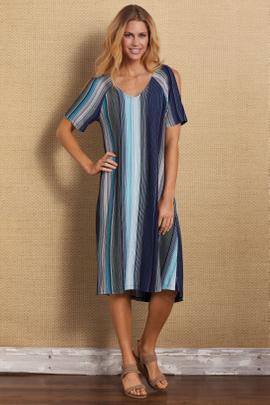 Serenity Stripe Dress
