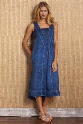 Charlene Seamed Dress