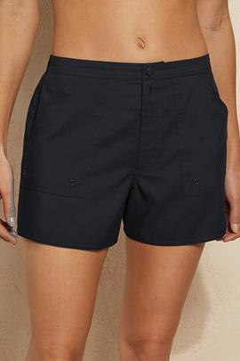 Women Woven Board Shorts