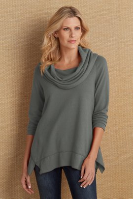 Cozy Cowl Tunic