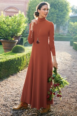 Jackie Knit Maxi Dress