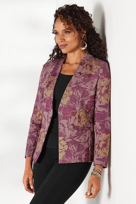 Tuscan Rose Jacket