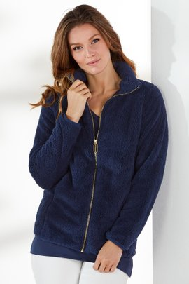 Moxie Plush Jacket