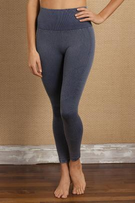 Yummie Washed Look Seamless Legging