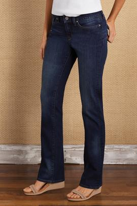 Yummie Boot Cut Leg Denim