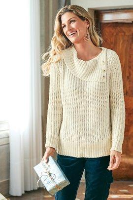 Maisie Chenille Sweater