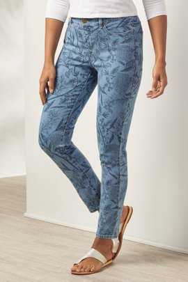 Paradisio Denim Pants