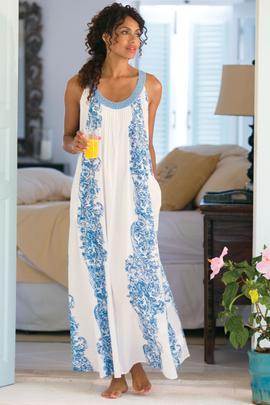 Summer Breeze Gown