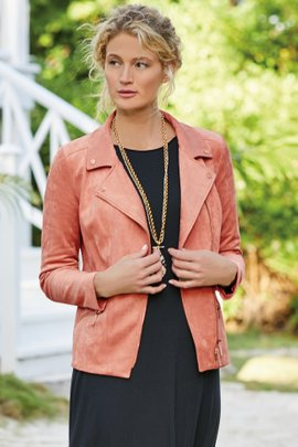 Martine Moto Jacket