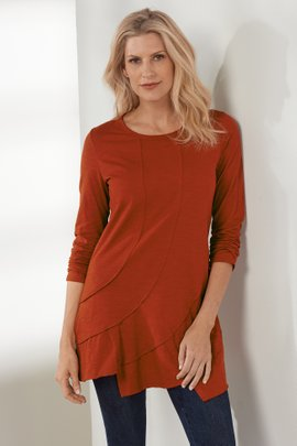 Seams Right Tunic