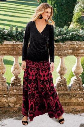 Jacobean Skirt