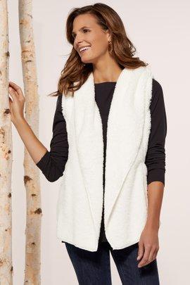 So Cozy Vest
