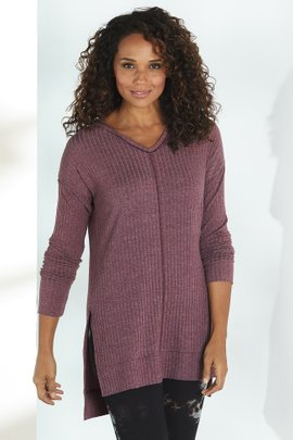 Rachel Ribbed Tunic