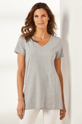 Tiffany V-Neck Tee