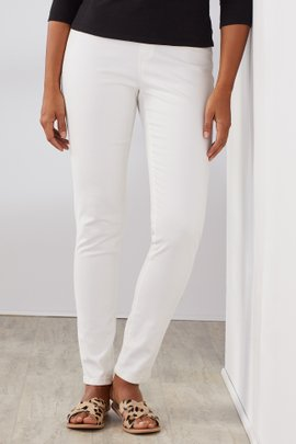 360-Degree Slim Line Jeans