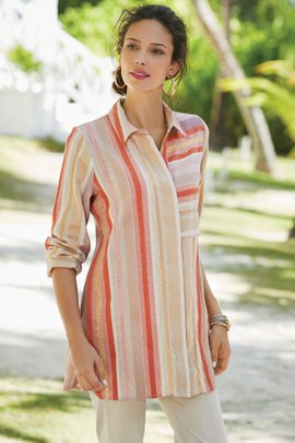 Maddalena Striped Shirt