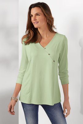 Faye Long Sleeve Top