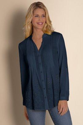 Glam Gauze Shirt II