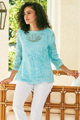 Laticia Sweater & Tank
