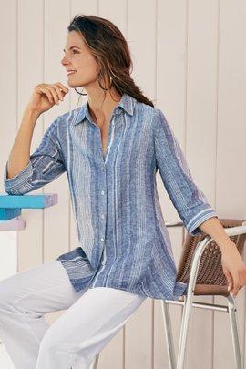 Livienne Linen Shirt