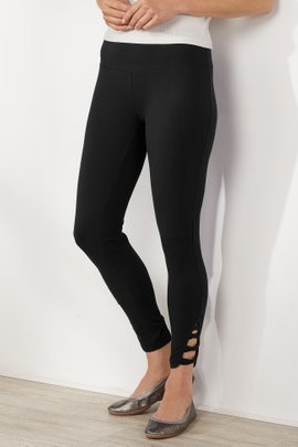 Slimsations Lattice Twist Leggings