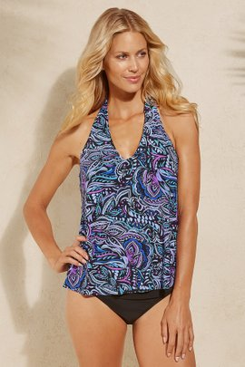 Magicsuit Gypsy Trish Tankini Top
