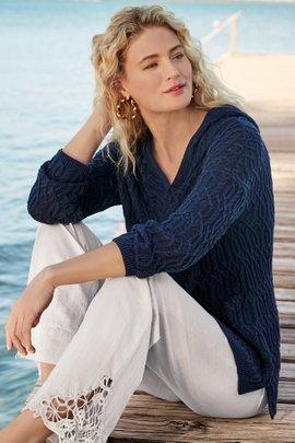 On the Boardwalk Sweater