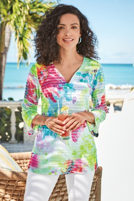 Island Punch Tunic