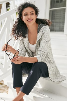 Cecily Swing Jacket