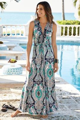 Medici Maxi Dress