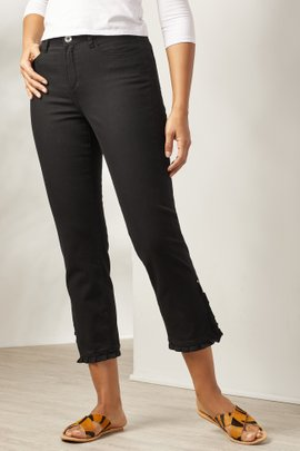 Arabella Cropped Pants