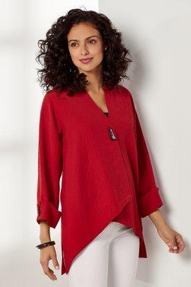 Textured Kimono Jacket