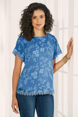 Alisanne Silk Tunic