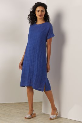 Remi Gauze Shirt Dress