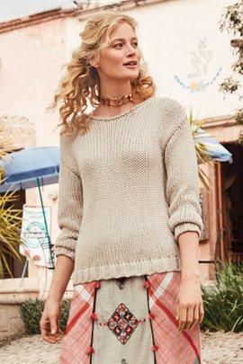 C'est La Vie Sweater