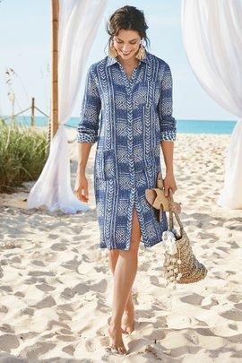 Galina Gauze Dress