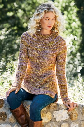 Desert Rainbow Sweater