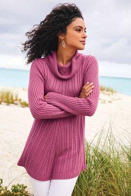 Misty Morning Sweater