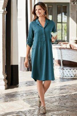 Weekender Tencel® Dress
